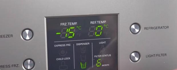 wymiana filtra wody w lodówce