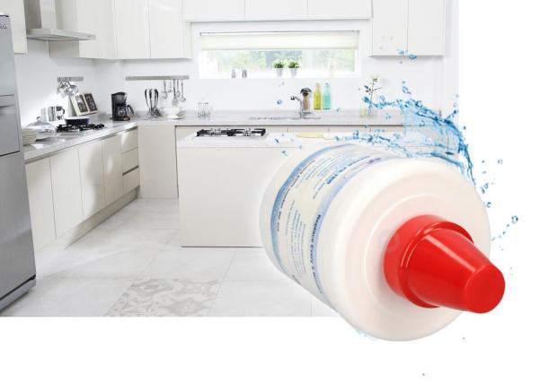 jak zamontować filtr wody do lodówki