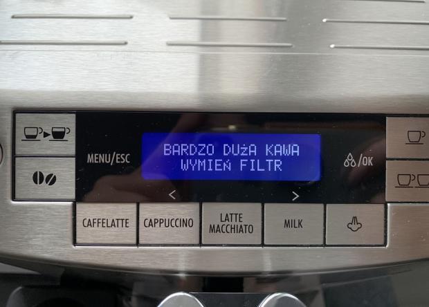 filtr wody do ekspresu do kawy euro filter