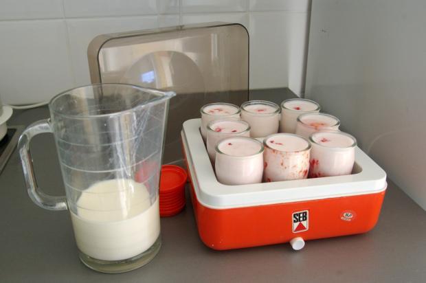 kubeczki do jogurtownicy