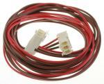 Wiązka kabli do pralki Hotpoint Ariston (482000086244)