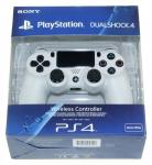 Pad bezprzewodowy do konsoli biały Sony DualShock 4