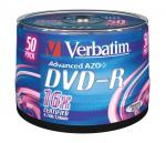 Płyta DVD-R 50szt. Verbatim (EQ2-B9-CL2S-QPD)