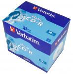 Płyta CD-R MUSIC LIFE PLUS 10szt. Verbatim (ILV-D6-CL2S-QPD)