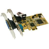 Karta   Kontroler LPT + 2 RS-232 na PCI-E EX441402