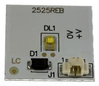 Dioda LED WHIRLPOOL 480131100292