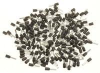 9799333 tulejki zakończeniowe czarne, 200szt. KNIPEX