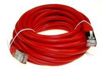 Kabel CAT-6 5m (wtyk/ wtyk) | (RJ-45/skrętka)