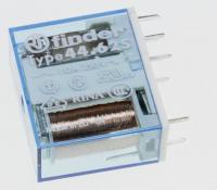 446270244000 24VDC10A250VAC RELAIS, 2 WECHSLER FINDER