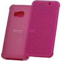 99H2011300 HCM231 HTC DOT VIEW CASE FÜR HTC ONE M9 PINK HTC