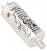 Kondensator rozruchowy 3,0UF475VFASTON6,3MM