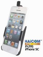 FI295 HALTERUNG FÜR IPHONE 5C HAICOM
