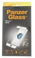 2007 DISPLAYSCHUTZGLAS PREMIUM FÜR NEW IPHONE 7 WHITE PANZERGLASS