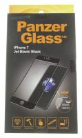 2005 DISPLAYSCHUTZGLAS PREMIUM FÜR NEW IPHONE 7 BLACK PANZERGLASS