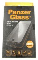 P2004 DISPLAYSCHUTZGLAS FÜR NEW IPHONE 7 PLUS PRIVACY PANZERGLASS