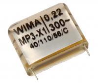 MPX12W2100FC00MSSD 0,22UF300V MP3-X1 ENTSTĂ–RKONDENSATOR RM=27,5 -ROHS- 220NF WIMA