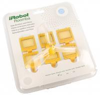 Zestaw szczotek i filtrów (3x2 filtry HEPA, 3 wirujące szczotki boczne) do robota odkurzającego 68241