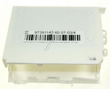 Moduł sterujący (w obudowie) skonfigurowany do zmywarki 973911436007034
