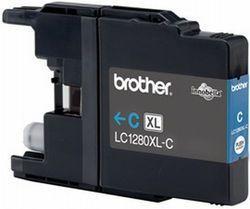 Tusz cyan do drukarki LC1280XLC