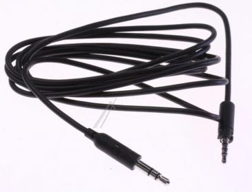 Kabel JACK - Słuchawki (wtyk/ wtyk) 552704