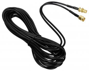 Kabel antenowy SMA - SMA (wtyk/ gniazdo)