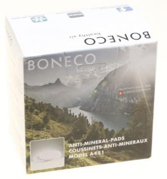 116593 BONECO A451 ANTIMINERALENPAD S450 FRITEL
