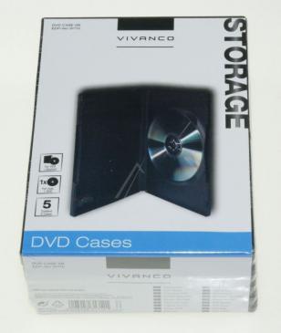 Etui | Pudełko DVD-Box 31712