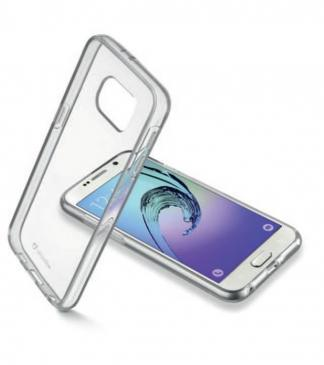 37375 CLEARDUOGALA316T CLEAR DUO BACKCOVER FÜR SAMSUNG GALAXY A3, AUSGABE 2016 CELLULAR LINE