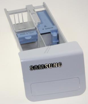 DC97-12610M assy drawer:f2 mc/exp,wf8120sxw,white,-, SAMSUNG