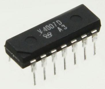 4007 Układ scalony IC