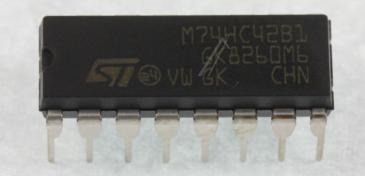 74HC42N Układ scalony IC