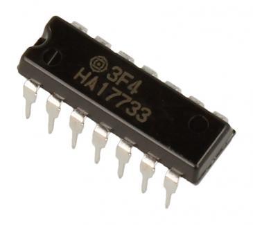 UA733CN Układ scalony IC