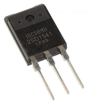 2SD1541 Tranzystor TOP-3 (npn) 1500V 3A 1300000Hz