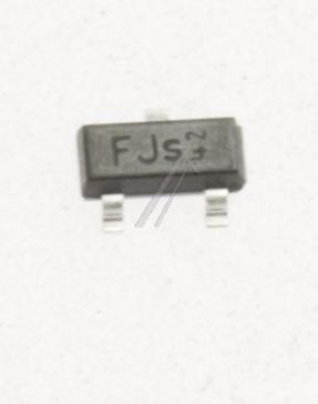 BFN26 Tranzystor SOT-23 (npn) 300V 200mA 70MHz