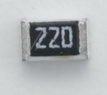 22R | 0.1W | Rezystor SMD Philips 482205120229
