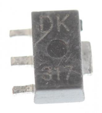 2SD1628 Tranzystor (npn) 20V 5A 120MHz