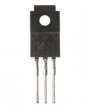 2SK526 Tranzystor SOT-186 (n-channel) 250V 10A 20MHz