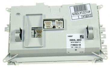Moduł elektroniczny skonfigurowany do pralki 481221470929