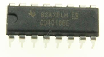 CD4018 Układ scalony IC