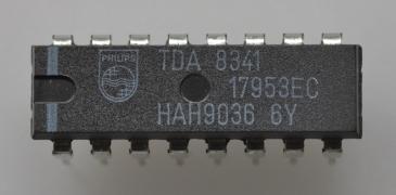 TDA8341 Układ scalony IC