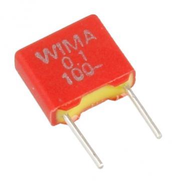 0.1uF | 100V Kondensator impulsowy MKS2 WIMA