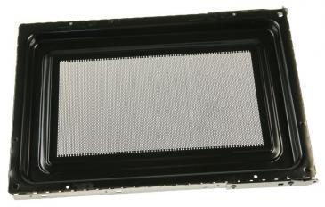 Drzwiczki kompletne do mikrofalówki 480120100449