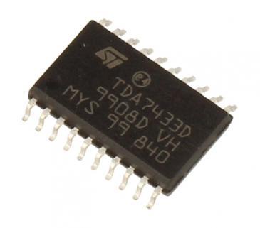 TDA7433D Układ scalony IC