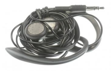 996510061077 EARPHONE SHS3200BI BLK L EQUAL PHILIPS