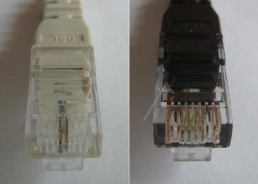 Kabel RJ-45 4.25m (wtyk/ wtyk x2) 321LK0002