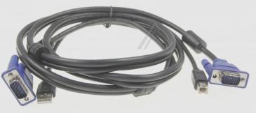 DKVMCU KVM USB KABEL-KIT D-LINK