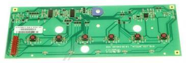 Płytka przycisków panelu sterowania do ekspresu do kawy 996530072455