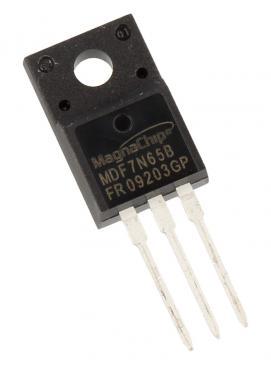 MDF7N65B Tranzystor