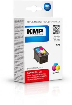 Tusz kolorowy do drukarki C78