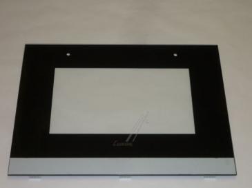 20764031 outer glass assembly(b-in,i add-on,black VESTEL